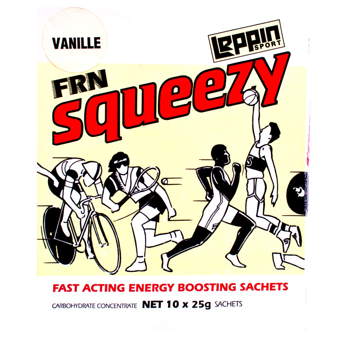SQUEEZY ENERGY GEL BOX 1987