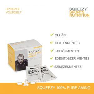 100% pure amino