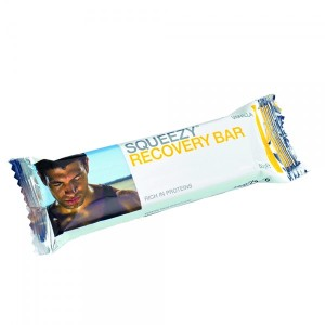 squeezy recovery bar protein szelet