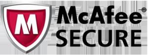 Mcafee secure - biztonságos weboldal SQUEEZY