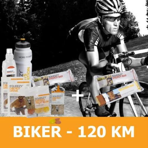 biker 120 KM squeezy csomag -