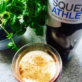 SQUEEZY ATHLETIC lose fat not power