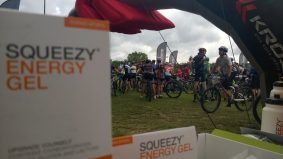 SQUEEZY a 2016-os Duna Maratonon