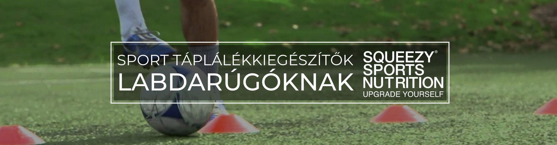sport táplálékkiegészítők labdarúgóknak